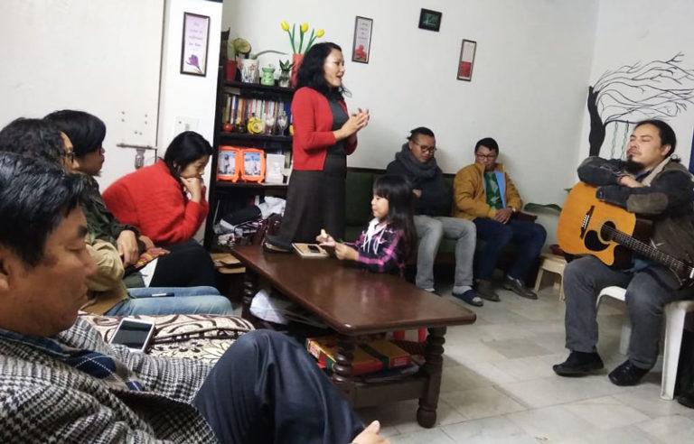 Home Ministry Vasant vihar prayer Cell